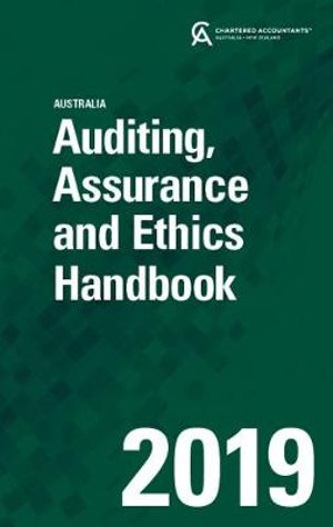 Cover of Auditing, Assurance and Ethics Handbook 2019 Australia