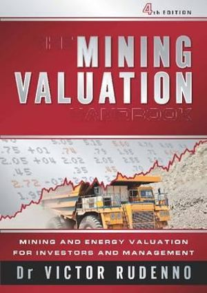 Cover of The Mining Valuation Handbook 4E