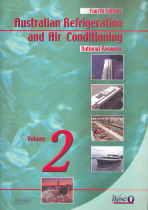 Cover of Australian Refrigeration and Air Conditioning