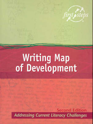 Cover of Writing Map of Development