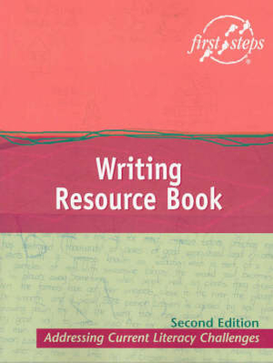Cover of Writing Resource Book