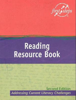Cover of Reading Resource Book