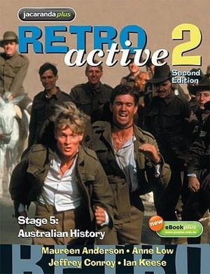 Cover of Retro Active