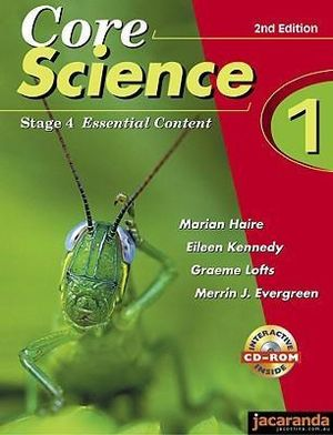 Cover of Core Science 1