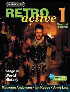 Cover of Retro Active