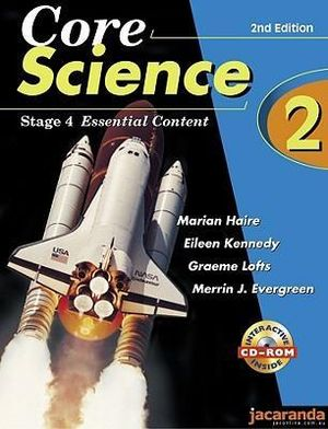 Cover of Core Science 2