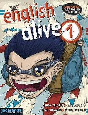 Cover of English Alive