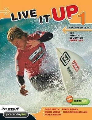Cover of Live It Up 1