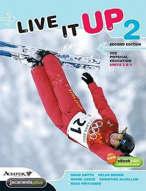 Cover of Live it Up
