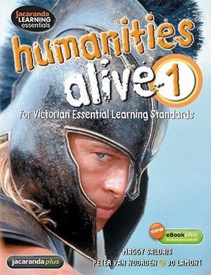 Cover of Humanities Alive 1