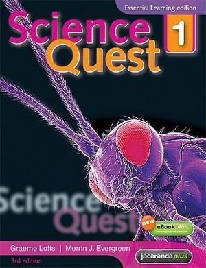 Cover of Science Quest