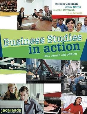 Cover of Business Studies in Action