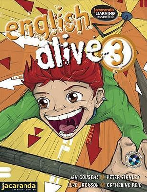Cover of English Alive 3