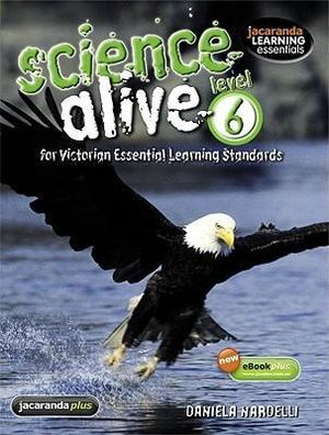 Cover of Science Alive for VELS Level 6 & eBookPLUS