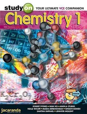 Cover of StudyOn Chemistry 1 & eBookPLUS