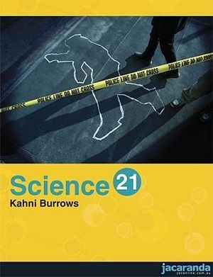 Cover of Science 21