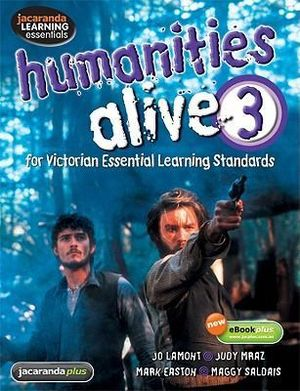 Cover of Humanities Alive
