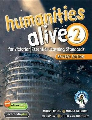 Cover of Humanities Alive ...: vol. 2