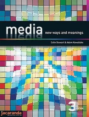Cover of Media New Ways and Meanings 3E & eBookPLUS