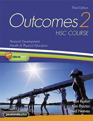 Cover of Outcomes 2 HSC Course