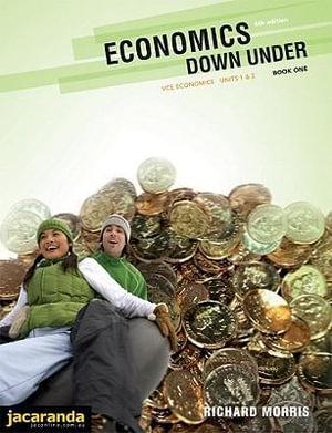 Cover of Economics Down Under Book 1