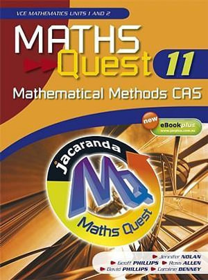 Cover of Maths Quest