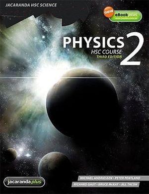 Cover of Physics 2 HSC Course 3E & eBookPLUS