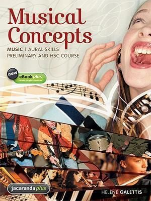 Cover of Musical Concepts