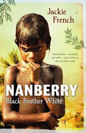 Cover of Nanberry: Black Brother White