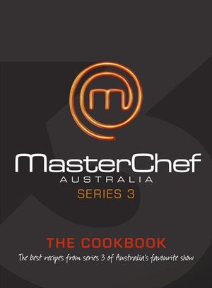 Cover of Masterchef Australia Series 3