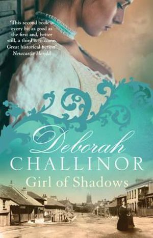 Cover of Girl of Shadows