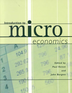 Cover of An Introduction to Microeconomics 1999