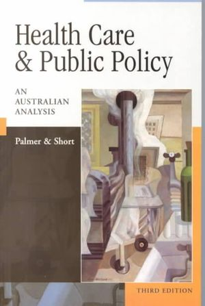 Cover of Health Care and Public Policy