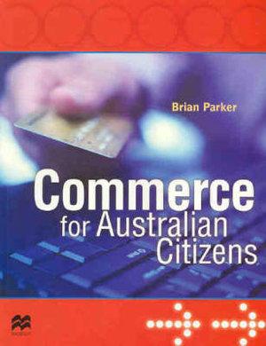 Cover of Commerce for Australian Citizens