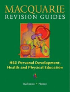 Cover of HSC Personal Development, Health and Physical Education