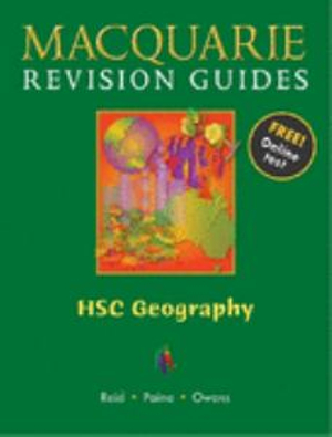 Cover of HSC Geography