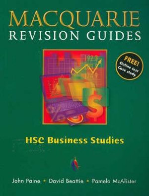 Cover of HSC Business Studies