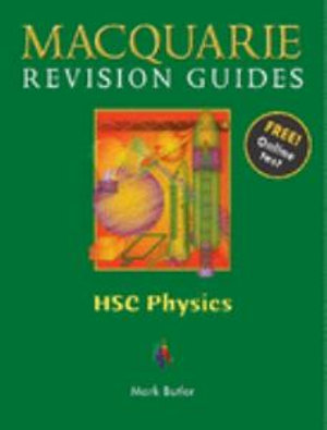 Cover of Macquarie Revision Guide HSC Physics