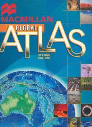 Cover of Macmillan Global Atlas