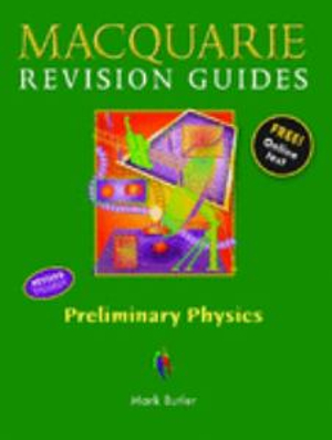 Cover of Preliminary Physics