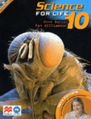 Cover of Science for Life 10