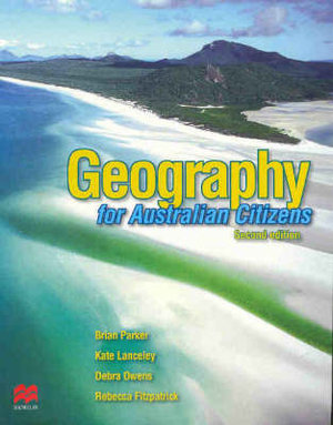 Cover of Geography for Australian Citizens