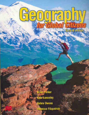 Cover of Geography for Global Citizens