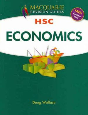 Cover of Macquarie Revision Guide HSC Economics