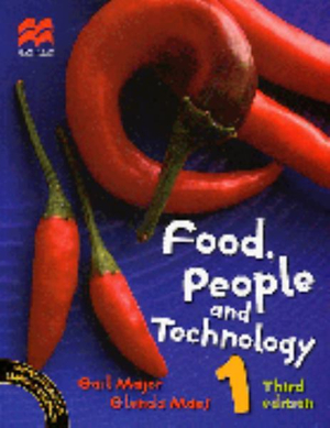 Cover of Food, People and Technology 1