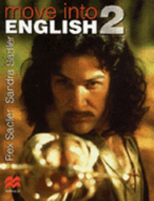 Cover of Move Into English 2