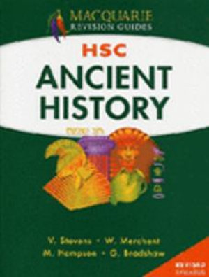 Cover of HSC Ancient History