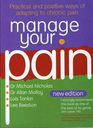 Cover of Manage Your Pain