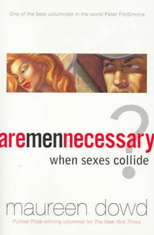 Cover of Are Men Necessary?
