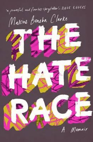Cover of The Hate Race